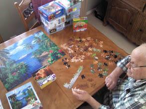 Photo: puzzle mania