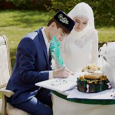 Wedding photographer Yaroslava Khmelovec (riennod). Photo of 22.08.2016