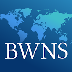 Bahá'í World News Service (BWNS) icon