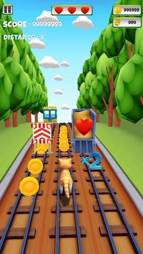 Cat Run 3D 1.0 screenshots 2