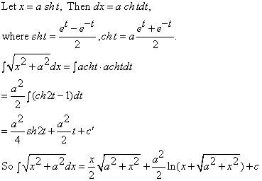 積分 例題