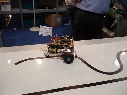 Robotin a la faena.