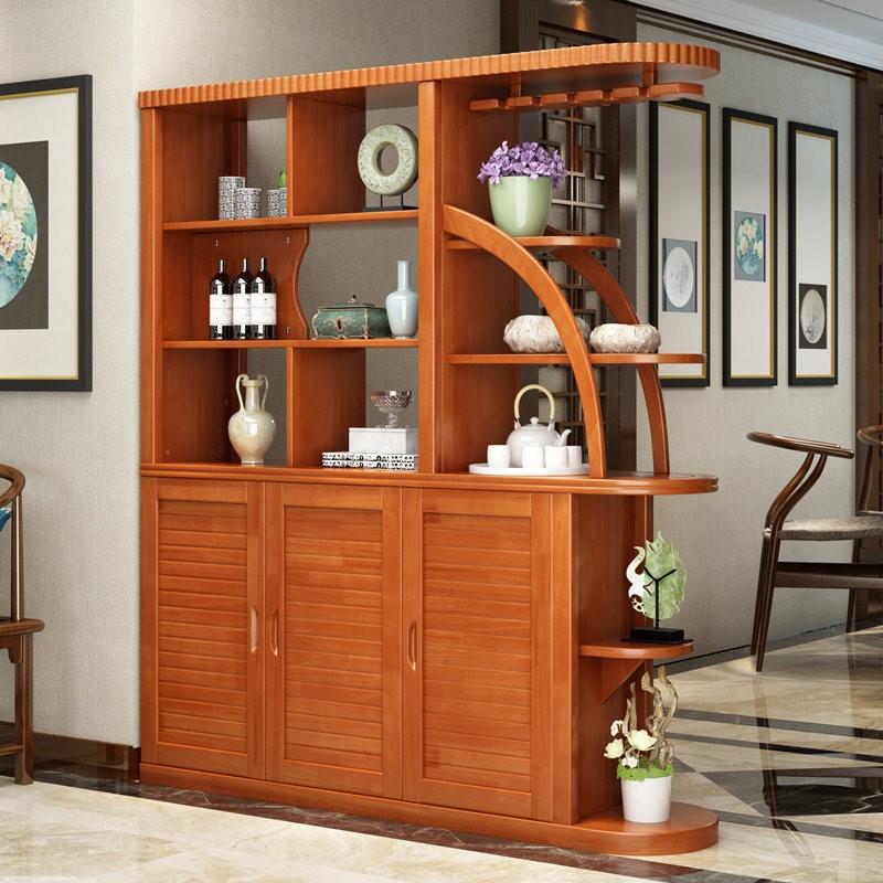 tủ rượu gỗ đẹp