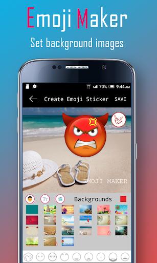 Download Emoji Maker : Create your own Stickers APK Full   ApksFULL com