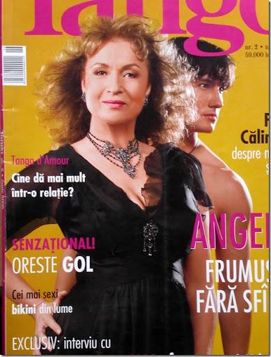 Coperta Tango Angela Similea