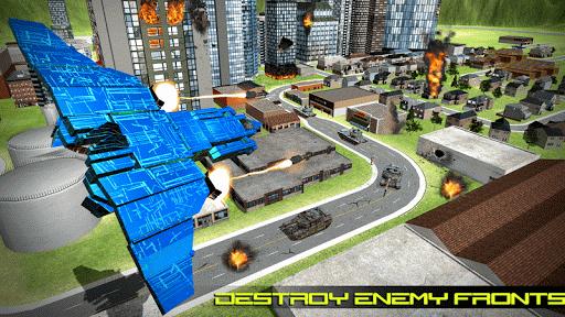 Transform Robot Action Game filehippodl screenshot 13