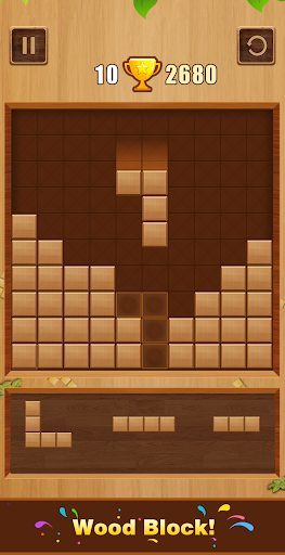 Wood Block Puzzle  trampa 1