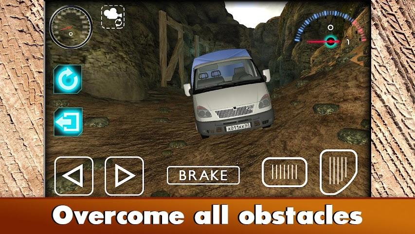 android Russian Gazelle Offroad Screenshot 8