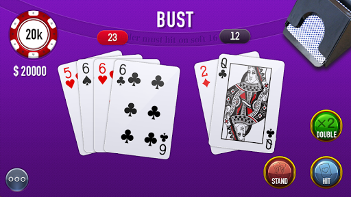 Blackjack 1.0.131 screenshots 14