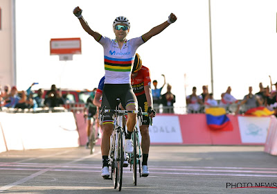 'De Tourmalet van de Emiraten', waar Alejandro Valverde koning is