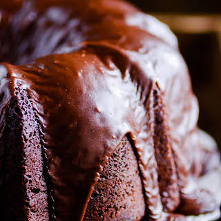 Brick Street Chocolate Cake.