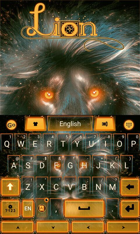 Lion-Go-Keyboard 12