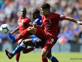Liverpool won met 1-2 op het veld van Leicester City