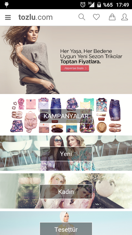 Tozlu.com- screenshot