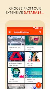Audiko: ringtones, notifications and alarm sounds. 4