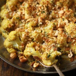 Curried Cauliflower Casserole