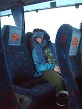 Photo: 30.3-31.3. Bussilla Kilpisjärvelle / Bus to Kilpisjärvi