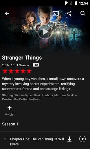 Netflix v5.0.4 build 16186