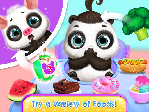 Panda Lu & Friends - Playground Fun with Baby Pets apkmr screenshots 11