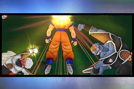 Goku Fusion Fight: tenkaichi tag team - náhled