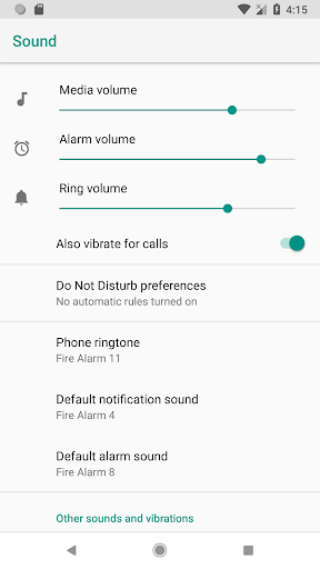 Fire Alarm Sounds ~ Sboard.pro 1.1.1 screenshots 2