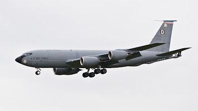 Photo: Tankowiec KC-135 (USA)