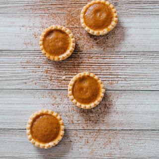 Mini Vegetable Pies Recipes.