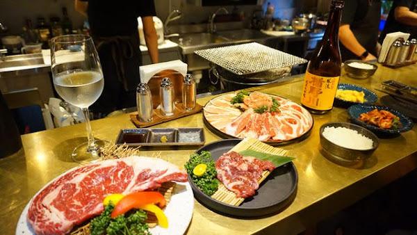 㕩肉舖Pankoko × 燒肉專門店-來百年古厝體驗頂級A5和牛燒肉 / 台南燒肉推薦 / A5日本和牛