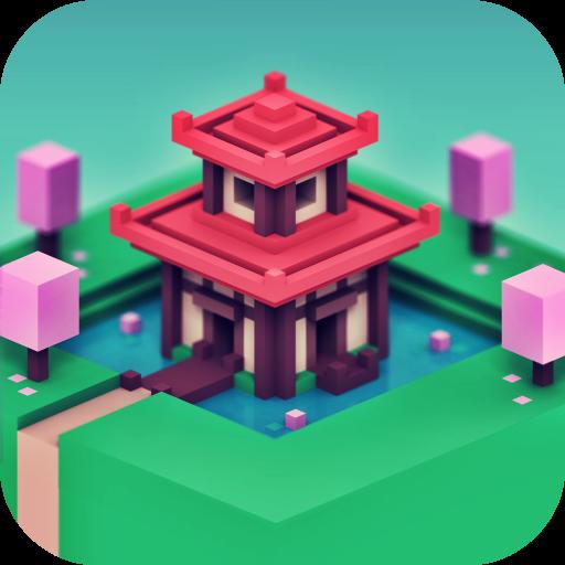 日本工藝:礦山,構建與探索 - 日本遊戲創意 模擬 App LOGO-硬是要APP
