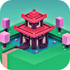 Japan Craft: Cube Exploration icon