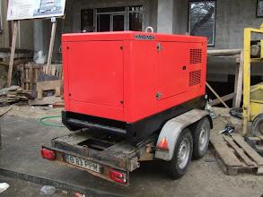 Photo: Generator Yanmar 22 kva, Inchiriere