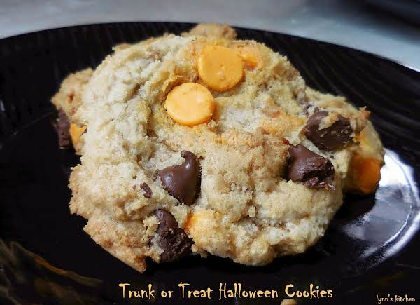 Trunk Or Treat Halloween Cookies Recipe