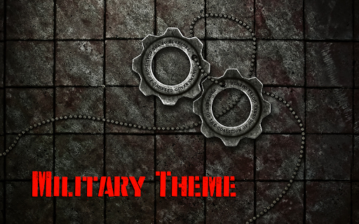Military launcher and theme
