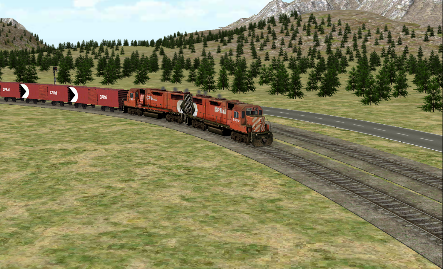 Train Sim Pro- screenshot