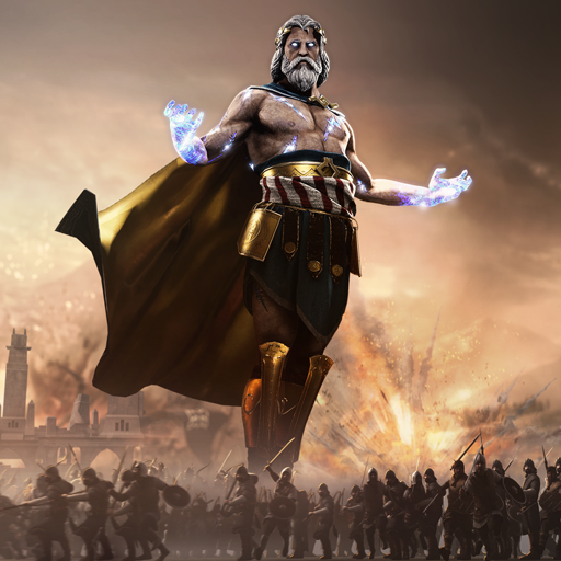Dawn of Titans: War Strategy RPG