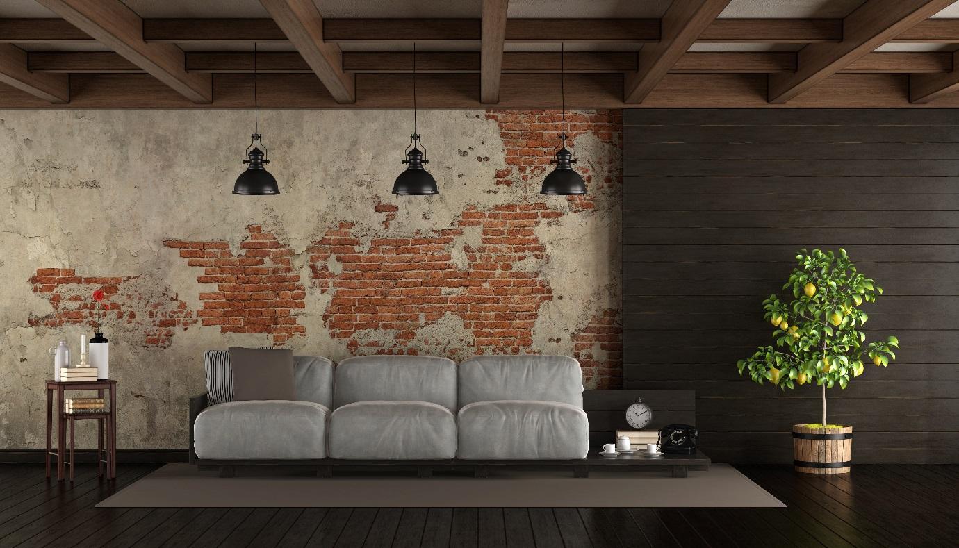 Uma imagem contendo interior, chão, sofá, vivendo  Descrição gerada automaticamente