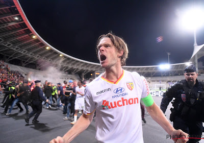 "Direction la Ligue 1 pour Guillaume Gillet: ""Fier !"""