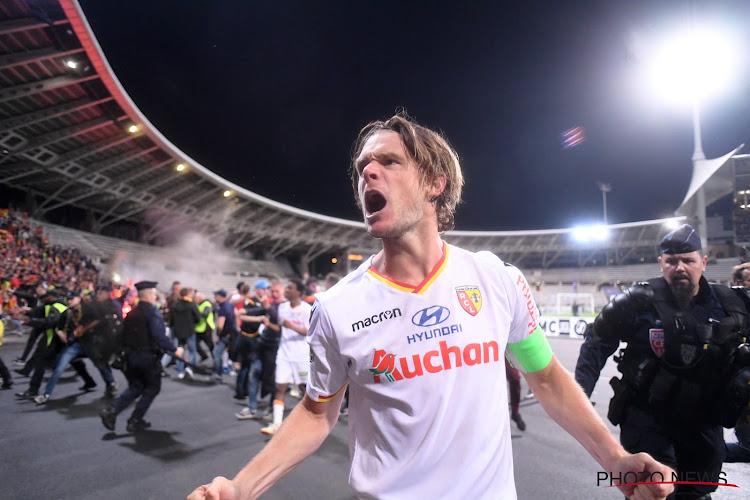 Guillaume Gillet vient de recevoir une proposition concrète d'un club de D1A