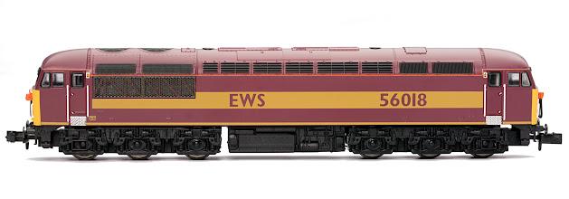 Photo: ND203D Class 56