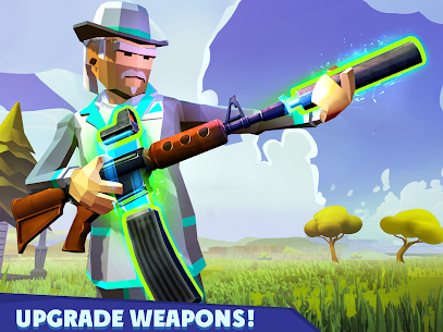 Rocket Royale MOD Apk (Unlimited Money) 2
