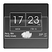 3D Flip Clock Theme Pack 06 APK
