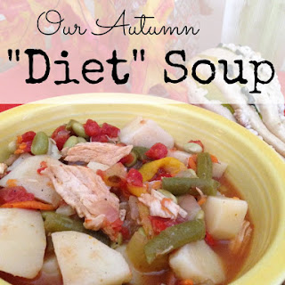 Our Autumn Diet Soup