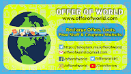 OFFER OF WORLD photo 3