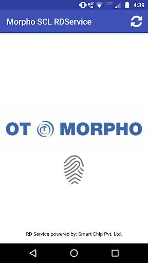 Morpho SCL RDService 1.1.1 screenshots 1