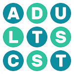 Word Finder For Adults Icon