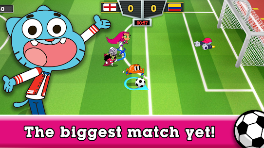 Toon Cup 2020 – Cartoon Network's Football Game 1