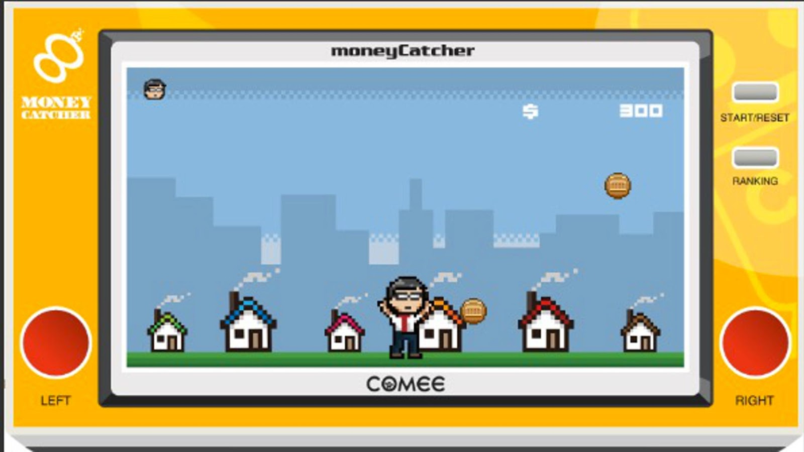 moneyCatcher- screenshot