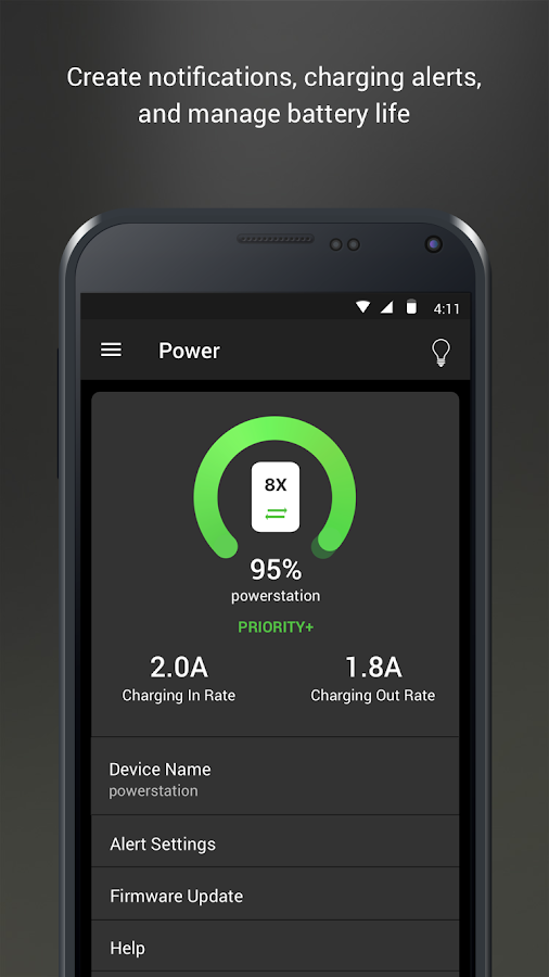 mophie Power- screenshot