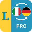 Italian German Translator Dictionary Professional icon