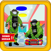 Escape Games: Bomb Squad 1